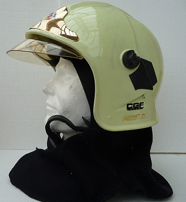 photo de profil du casque f1 de bruxelles