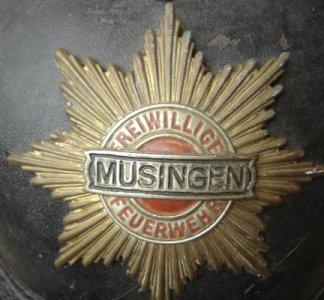 photo  plaque mussingen